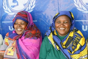 Women in Burundi(Martine Perret / UN Photos)