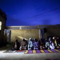 Ramadan in Darfur.  Albert Gonzalez Farran/UN Photo
