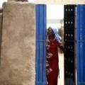 Woman in Darfur. Albert Gonzalez Farran, UN Photo