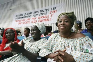 International Women´s Day in Cote d´Ivoire(Ky Chung / UN Photos)