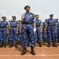 Female Indian Peacekeepers in Liberia. Credit: Christopher Herwig/UN Photos