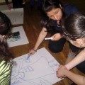 Peace Workshop in Vanadzor/Armenia. Credit: OWEN