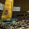 UN: Opening of the 55th Commission of the Status of Women. Credit: Devra Berkowitz/UN Photos