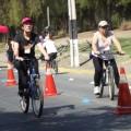 Frauen auf Rädern. Foto: Pamela Sepulveda, IPS