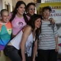 """Studierende in der neuen Sekundarschule für Angehörige sexueller Minderheiten in Buenos Aires.  Foto: """"Mocha Celis"""""""