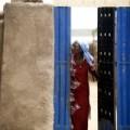 Mujer en Darfur. Albert González Farran, Foto de la ONU