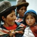 Bolivianische Frau. Foto: John Isaac/ UN Photos