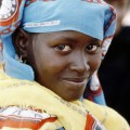 Frau in Senegal. Foto: John Isaac, UN Photos