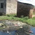 The January floods resulted in the contamination of water sources in Nsjane, including boreholes and dug-out wells, thereby escalating the cholera incidents. Credit: Claire Ngozo/IPS