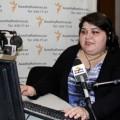 Khadija Ismayilova. Foto: IWMF