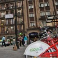 Ecobici, the government bike share system launched in 2010, has nearly 50,000 users in Mexico City. Credit: EMBARQ Brasil/CC-BY-2.0  