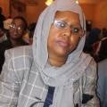 Somalias erste weibliche Außeministerin Fauzia Yusuf Haji Adan. Foto: Abdurrahman Warsameh/IPS