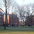 An der berhmten Harvard University entschieden sich fast drei Viertel der Studierenden  fr &quot;Divestment&quot;  zugunsten des Umweltschutzes. Foto: First daffodils /cc by 2.0
