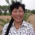 Die beharrliche Friedensfrau Yin Yuzhen hat es erreicht, dass es in der Wüste in der Inneren Mongolei wieder regnet, Vögel und Schmetterlinge zurückkehrten. Foto: Maren Haartje