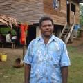 Pastor Michael Ramo engagiert sich für ein Ende der Gewalt gegen Frauen auf den Salomonen – Bild: Catherine Wilson/IPS