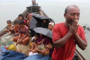 Muslimische Rohingya werden in Myanmar als Minderheit verfolgt – Bild: Anurup Titu/IPS