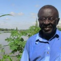 Wilson Abisai Lodingareng, 65, peri-urban farmer and founder of Werithior Veteran's Association. Credit: IPS