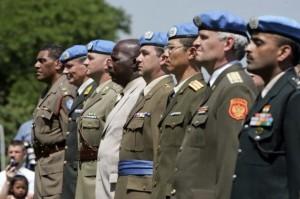 Мужчины сохраняют подавляющее большинство в миротворческих миссиях ООН. Фото: Эскиндер Дебебе/ фотослужба ООН