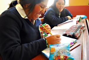 Bolivien-Schulspeisung