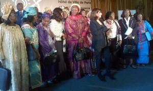 Afrika-Bürgermeisterinnen