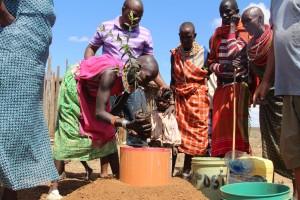 Kenia-Nahrungswaelder